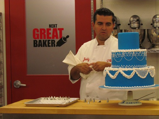 Kakkukuningas: Paras leipuri