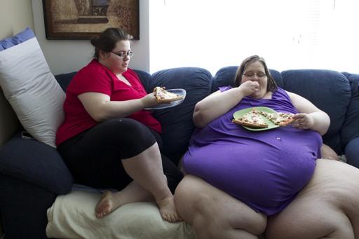 Hengenvaarallisesti lihava