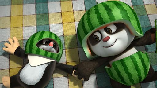 Myyrä ja Panda