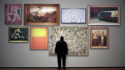 Yhdysvaltain taide