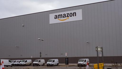 Ulkolinja: Amazon, verkon jättiläinen