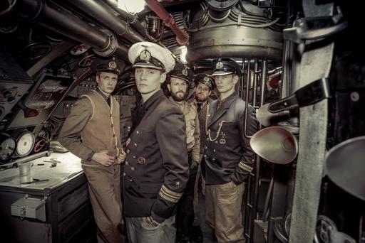 Das Boot - Sukellusvene U-612