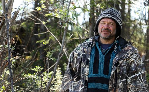 Alaskan rajamailla