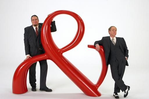 Penn & Teller: Naruta meitä!