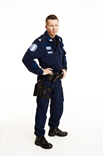 Poliisit - kotihälytys