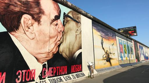 Historia: Berliinin muurin tarina