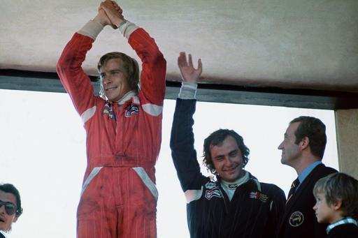 Hunt vs. Lauda: Formula 1:n legendaarinen taistelupari