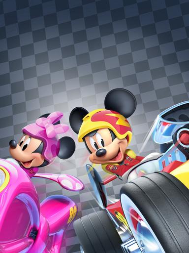 Disneyn esikoulu: Mikki ja ralliryhmä
