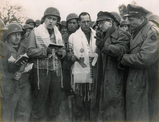 Historia: Amerikanjuutalaiset sotilaat