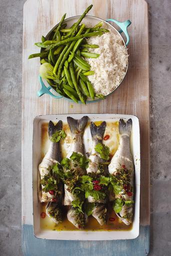 Jamie Oliverin 15 minuutin ateriat