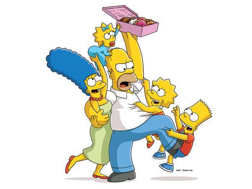 Simpsonit uusi kausi