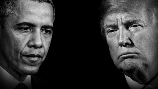 Ulkolinja: USA:n syvä kahtiajako