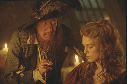 Pirates of the Caribbean: Mustan helmen kirous