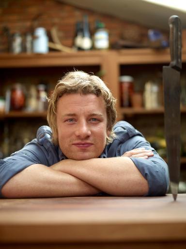 Jamie Oliverin kotona