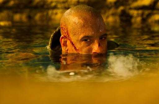 Riddick - paluu