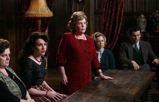 Agatha Christie: Hallavan hevosen majatalo