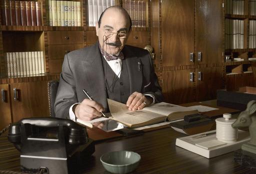 Hercule Poirot: Norsun muisti