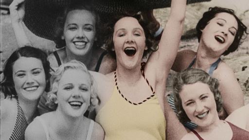 Historia: Australia värikuvissa