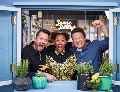 Ruokaritarit Jamie ja Jimmy