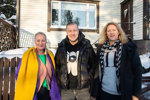 Supertähtien yllätysremontit Suomi