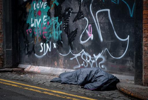 Ulkolinja: Köyhänä Englannissa