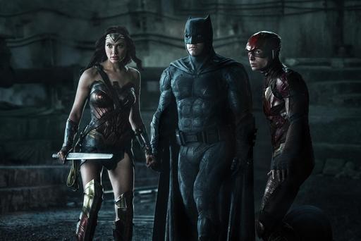 Subleffa: Justice League