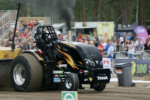 Tractor Pulling: Kalajoki