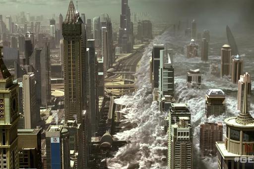 Subleffa: Geostorm