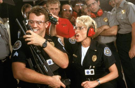 Subleffa: Poliisiopisto 5 - Tehtävä Miami Beach